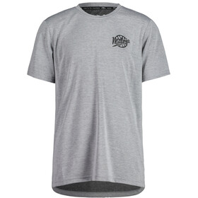 Maloja PrezM. Shortsleeve All Mountain Shirt Men grey melange